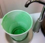 """Fresh mint """"Shrek """"spray in cup"""