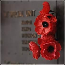 We honour their sacrifice