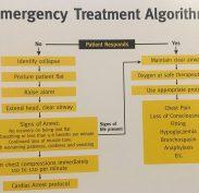 Emergency Treatment Algorithm