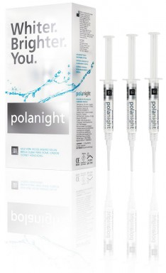 Pola night take home kit - 18% carbamide peroxide