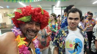 Dance for Abilities Hawaiian night