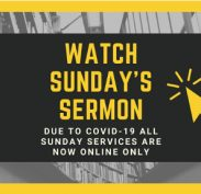 Sermons online due to Covid-19
