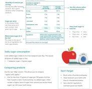 ADA Understanding Sugar fact sheet