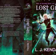 Lost Girl book cover by L. J. Kendall