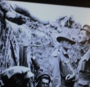 Anzacs in the awful trenches